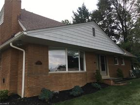 Property for sale at 6305 South Park Blvd, Parma,  OH 44134