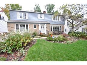 Property for sale at 22362 Rye Rd, Shaker Heights,  OH 44122