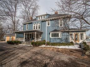 Property for sale at 72 Rice Park Dr, Avon Lake,  OH 44012